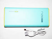 Повер банк Power Bank Meizu 30000 mAh 3 USB LED фонарик, фото 10