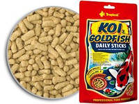 Tropical Koi & Goldfish Daily Sticks, 21 л