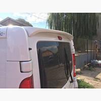 Спойлер на распашную дверь Nissan Primastar