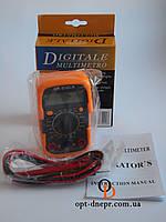 Тестер мультиметр для измерения тока UK-830LN