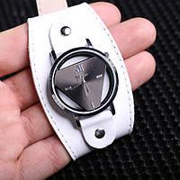 Оригинальные кожаные часы «Матрикс»
