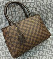 Модная сумка Louis Vuitton Louis Vuitton мини эко-кожа коричневая