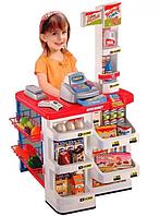 Игровой набор «Супермаркет с тележкой» 668-01-03, фото 1