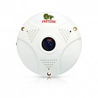 Панорамная купольная IP камера Partizan IPF-5SP, 5 Мп