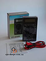 Цифровой мультиметр тестер DT-830B