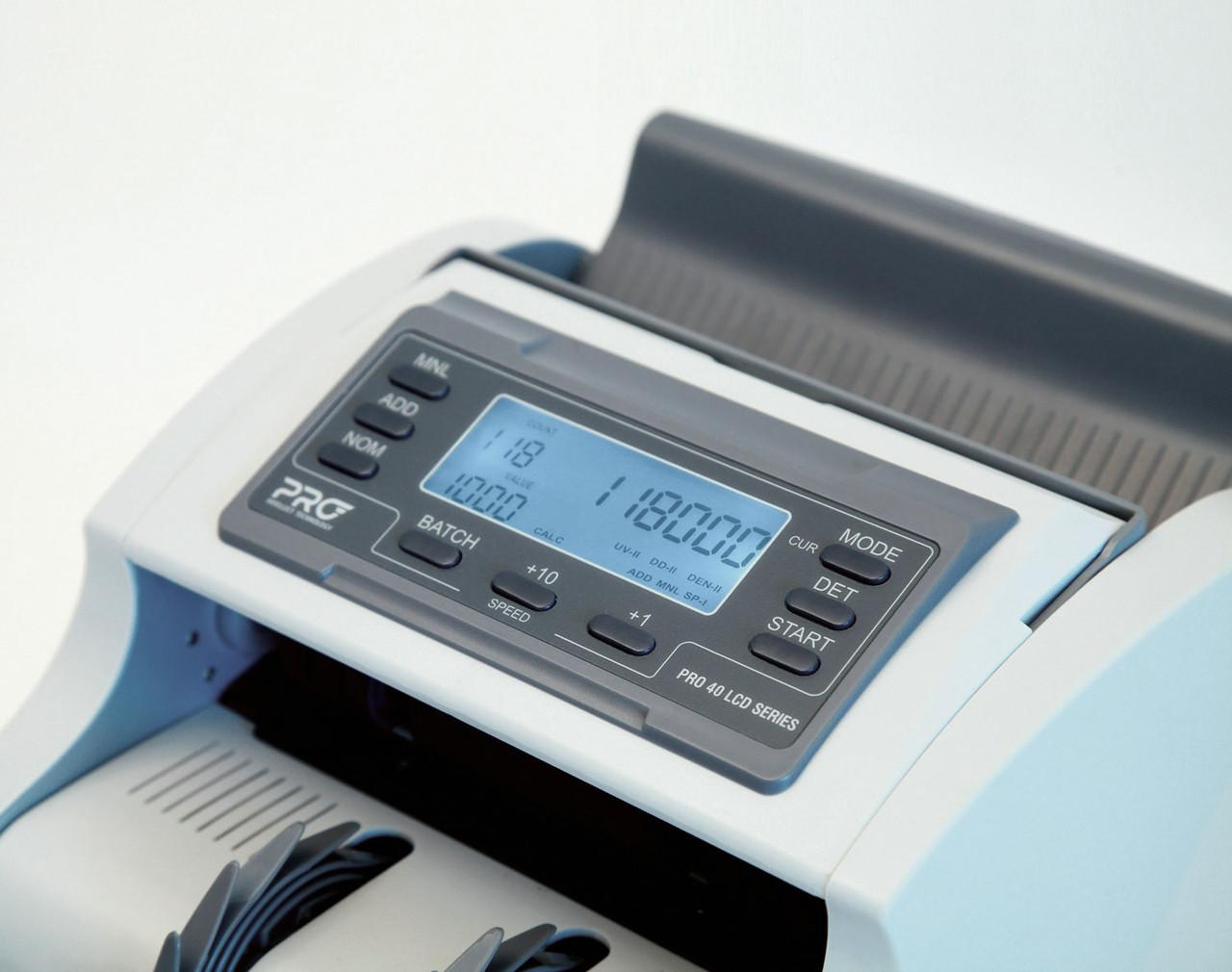 Счетчик банкнот PRO-40 U LCD