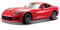Автомодель Maisto 1:18 Dodge Viper 2013 Красный (31128 red)
