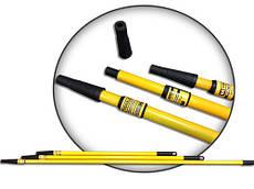 Ручка телескопическая 1,5 м - 3 м для валика HTtools