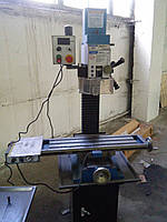Фрезерно-вертикальный станок по металлу Zenitech BFM 35 Vario, фото 1