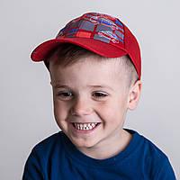 Кепка спортивная для мальчика от производителя - Машинки - Б30