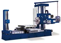 Горизонтальный фрезерно-расточной центр Zenitech HBM 1100