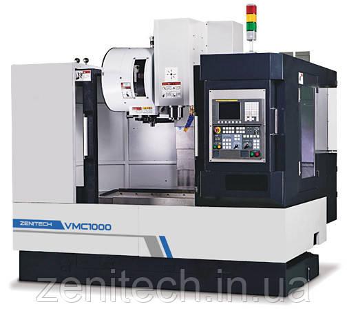 Вертикально-фрезерный центр Zenitech VMC1000