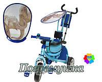 Детский трехколесный велосипед Trike Safari - Elephant