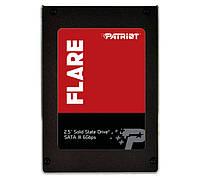 SSD 60Gb, Patriot Flare 60, SATA3, 2.5', MLC, 550/360 MB/s (PFL60GS25SSDR)