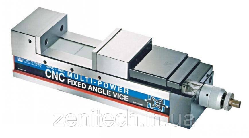Мощные прецизионные тиски с фиксированным углом Homge HPAC-160L