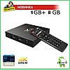 Смарт ТВ приставка X96 1 ГБ 8 ГБ S905X Amlogic Quad Core Android 6.0 TV Box WI-FI HDMI 4 К