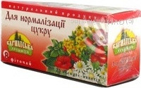 """Для нормализации сахара"" ф\п  №25"