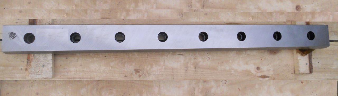 Нож плоский для резки металла 1850х80х30 6ХВ2С