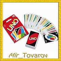 """Игра для всей семьи """"UNO"""" классическая STRATEG"""