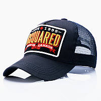Кепка мужская Dsquared. Женская кепка. Бейсболка| D2 темно-синяя