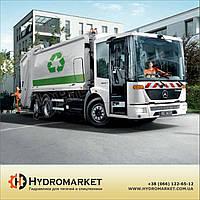 Гидронасос мусоровоза