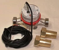 Электронный счетчик воды (расходомер) PRIMEX75