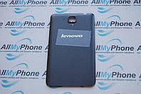 Задняя панель корпуса для мобильного телефона Lenovo S898 черная