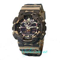 Часы Casio G-Shock GA-100 ХАКИ AAA