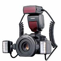 Макро-вспышка Yongnuo YN-24EX для Canon (E-TTL)