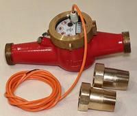 Электронный счетчик воды (расходомер) PRIMEX76