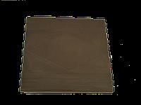 Парапетная плита LAND BRICK коричневая 400х400 мм