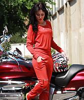 Спортивный женский костюм 42 44 46 48 50 52