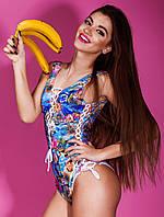 Слитный купальник Empire Of Summer Dina Цветочный