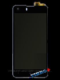 Дисплей (экран) Impression ImSmart S471 с тачскрином в сборе ORIG, black (черный), дисплейный модуль TESTED