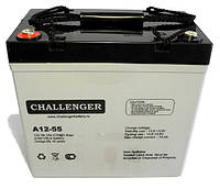 Свинцово-кислотный аккумулятор CHALLENGER A12-65