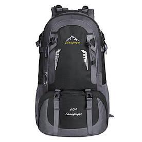 Рюкзак походный Alpine play black