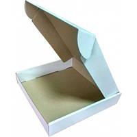 Коробка (260x260x50), белая