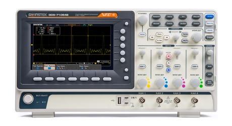 Цифровий осцилограф GW Instek GDS-71054B