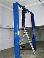 Установка и ремонт подъемников