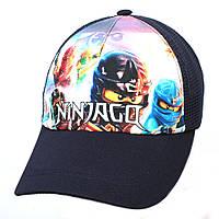 Детская бейсболка Ninjago