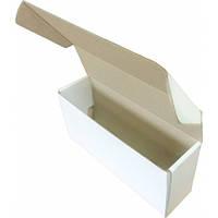 Коробка картонная (220x60x100), белая