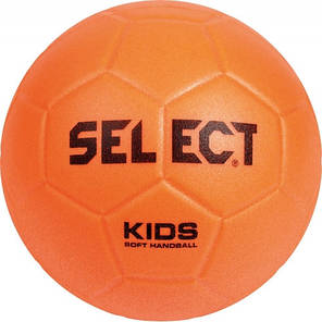 Мяч гандбольный SELECT Kids Handball Soft, фото 2