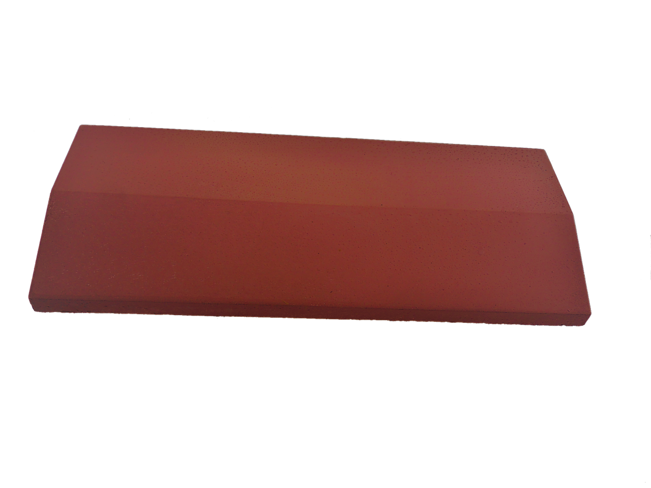 Плита на забор LAND BRICK красная 300х1000 мм