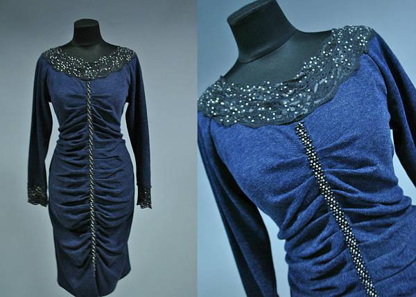 Женское платье из Турецкой Ангоры, фото 2