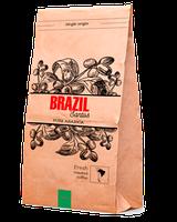 Кофе в зернах моносорт Brazil Santos (Бразилия) 1000 г