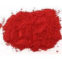 Пигмент железоокисный красный 130 (Китай) (25кг)