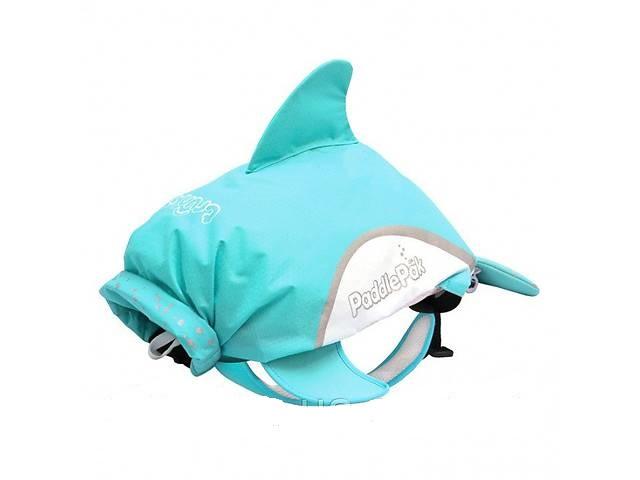 Рюкзак дитячий акула PaddlePak Дельфін Trunki TRUA-0103