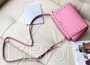 Сумка Michael Kors Selma Mini Light Pink, фото 3