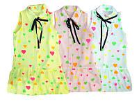 Платье для девочек, размеры 4,6, лет, Италия, арт. 6159