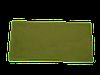 Цокольная крышка для забора LAND BRICK желтая 110х400 мм
